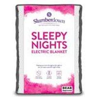 'Slumberdown Sleepy Nights Electric Blanket
