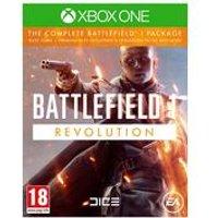 Xbox One: Battlefield 1 Revolution Edition