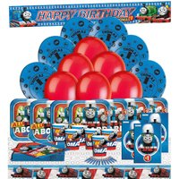 Thomas and Friends All Aboard Party Kit For 16