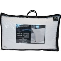 Hotel Collection 5 Star Luxury Goose Feather and Down Pillow.