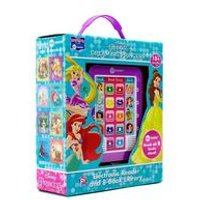 Disney Princess Dream Electronic MeReader and 8 Books