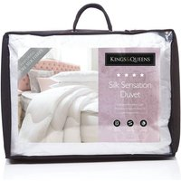 Kings and Queens Silky 10.5 Tog Duvet