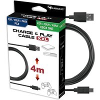 Subsonic USB Charge and Play Cable For PS4 and XB1.