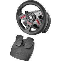 Subsonic Universal Steering Wheel and Pedals.