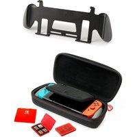 Official Nintendo Switch GoPlay GripStand + Case.