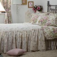 Rose Boutique Fitted Bedspread