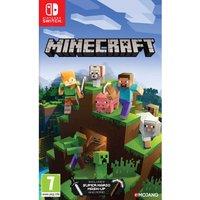Nintendo Switch: Minecraft.