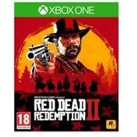 Xbox One: Red Dead Redemption 2