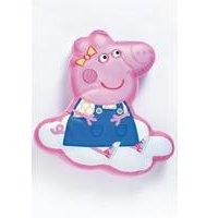 Peppa Pig Hooray Shaped Cushion