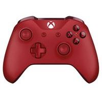 Xbox One Wireless Red Controller