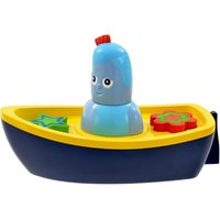 Igglepiggles Light-up Shape Sorting Boat - In the Night Garden