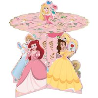 Pack of 2 Disney Princess Cake Stands