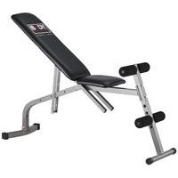 'Body Sculpture Adjustable Weights And Sit-up Bench