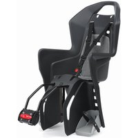 Polisport Koolah Grey Rear Fitting Child Seat.