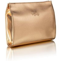 Soul Beauty The Signature Collection Rose Gold Cosmetic Bag