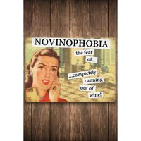 Novinophobia Sign.