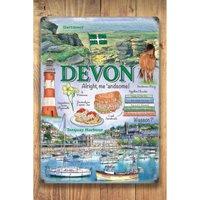Devon Sign.