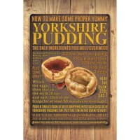 Yorkshire Pudding Sign.