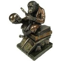 Darwinism of Evolutionary Theory Figurine.