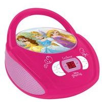 Lexibook Disney Princess Boombox Radio CD Player