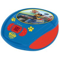 Lexibook Paw Patrol Boombox Radio CD Player at Studio Catalogue