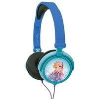 Lexibook Disney Frozen Foldable Stereo Headphones with Volume Limiter.