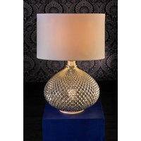 Ambience Table Lamp with Light-Up Base