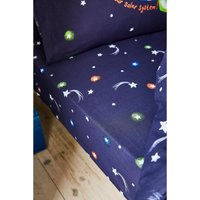 Happy Space Fitted Sheet