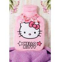 Hello Kitty Ribbon Hot Water Bottle