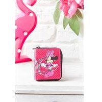 Minnie Mouse Zip Around Purse.