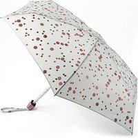 Fulton Rose Gold Metallic Spots Tiny-2 Umbrella