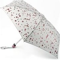 Fulton Rose Gold Metallic Spots Tiny-2 Umbrella.