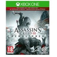 Xbox One: Assassins Creed III - Remastered
