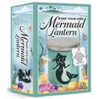 Make Your Own Mermaid Lantern