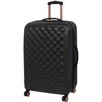 IT Luggage Cushion Lux 8 Wheel Grey Expander Suitcase