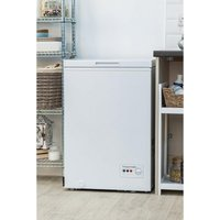 Russell Hobbs White 99 Litre Chest Freezer