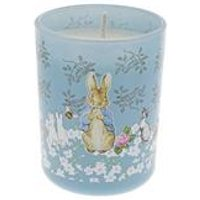 Beatrix Potter Peter Rabbit Clean Linen Candle