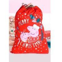 Peppa Pig Christmas Sack