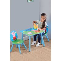 Peppa Pig Table and Chairs