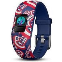 Garmin Captain America Vivofit Jr 2 Activity Tracker
