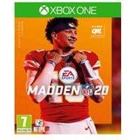 Xbox One: Madden NFL 20