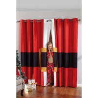 Santa Eyelet Curtains