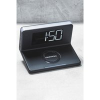 Daewoo QI Wireless Charging Alarm Clock.