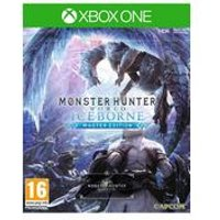 Xbox One: Monster Hunter World Iceborne Master Edition