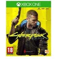 Xbox One: PRE-ORDER Cyberpunk 2077