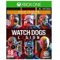 Xbox One: PRE-ORDER Watch Dogs Legion Gold