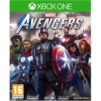 Xbox One: Marvel Avengers