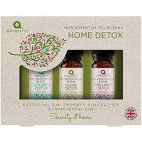 Aroma Home Essentials Pack of 3 Detox Blend Oils.