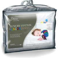 9 Tog Luxury Cotton Junior Cot Bed Duvet