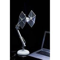 Star Wars TIE Fighter Posable Desk Lamp.